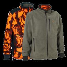 ProHunt divpusējā flīsa jaka